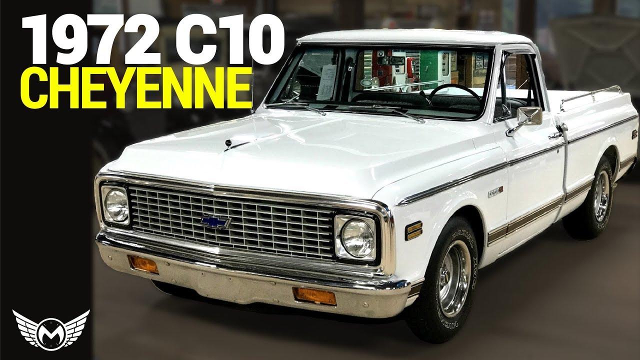 1972 Chevrolet Cheyenne For Sale Youtube