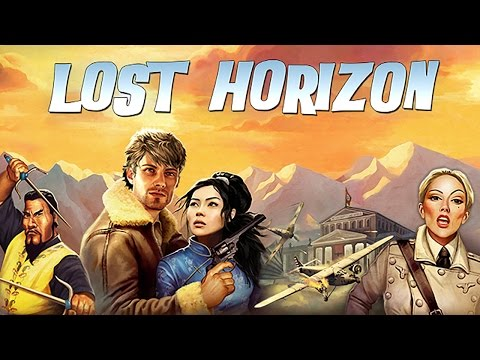 Lost Horizon (by Fishlabs) - iOS / Android / Steam - HD Gameplay Trailer