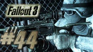 FALLOUT 3 # 44 - Hier muss ein Lager sein - Fallout 3 Gameplay German Deutsch