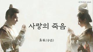 [1시간/한글자막/발음] 爱殇(애상)_龚骏(공준) 东宫(동궁) 插曲(삽입곡) Audio