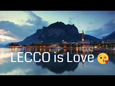 Lecco Italy a beautiful tourist attraction