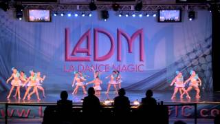 """Hey Mickey""- LADM 2016 Hot Shots, Impact Dance Company"