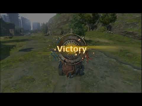 Crossout (Video Game) - Gameplay - Crash 'em to death
