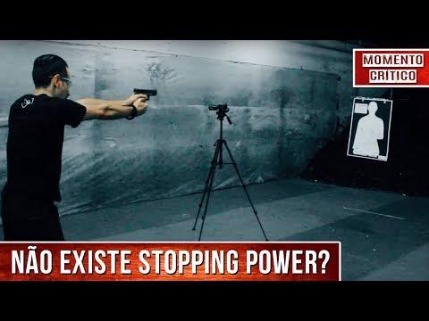 """O mito do """"poder de parada""""! - Momento Crítico Ep.14"""