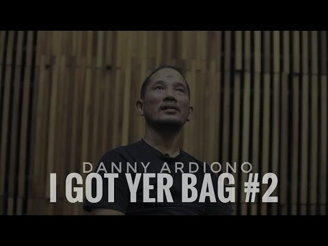 "I Got Yer Bag #2 ""Danny Ardiono - Street Photographer and Sound Engineer"""
