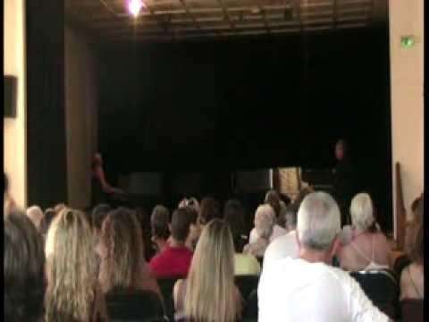Alexandra Lescure François Rossé, pianos, Maxime Gralet danse  2011 NUITS PIANISTIQUES AIX EN PROVE