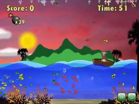 Grenade Fishing Game Preview 1