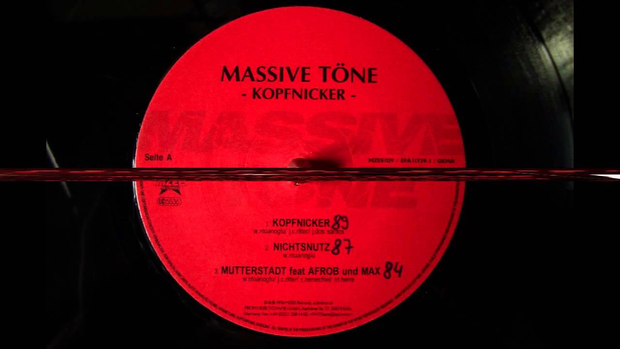 Massive Töne - Schoß der Kolchose ft. Afrob, Max & Emil - Kopfnicker ...