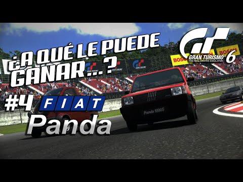¿A QUÉ PUEDE GANAR UN FIAT PANDA? | Gran Turismo 6 | PS3 thumbnail
