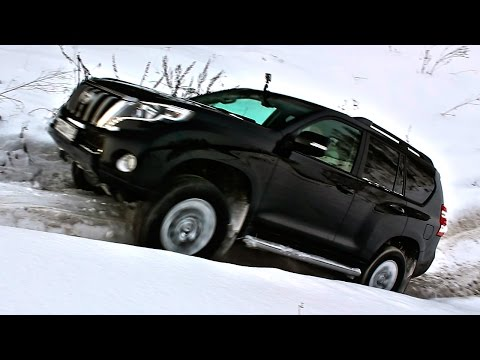 Что не так с Toyota Land Cruiser Prado 2016? Off Road и тест драйв  Тойота Прадо 150