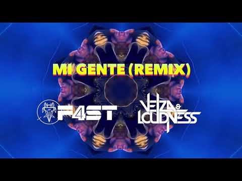 Mi Gente - J Balvin & Willy William (F4ST & Velza & Loudness Remix)