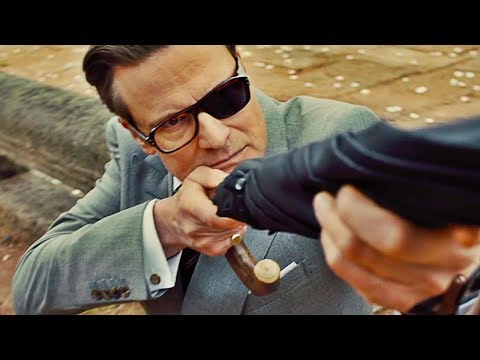 'Kingsman: The Golden Circle' Official Red Band Trailer 2 (2017)