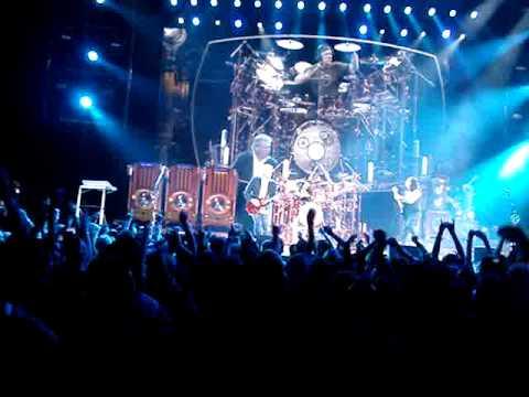 RUSH Spirit Of The Radio LIVE Dublin 12.05.2011