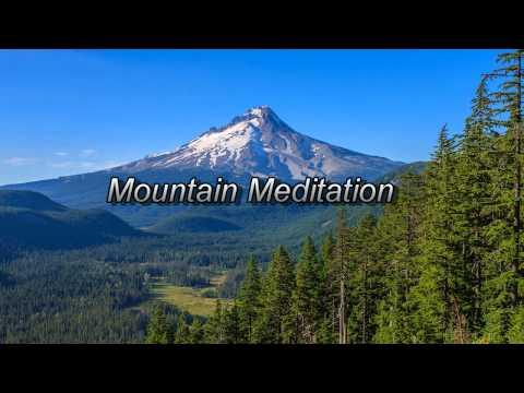 MBSR Mountain Meditation