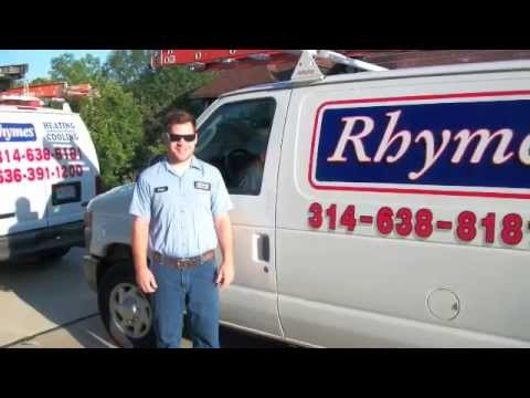 Rhymes Heating And Cooling St Louis Mo Air Conditioning Specialists