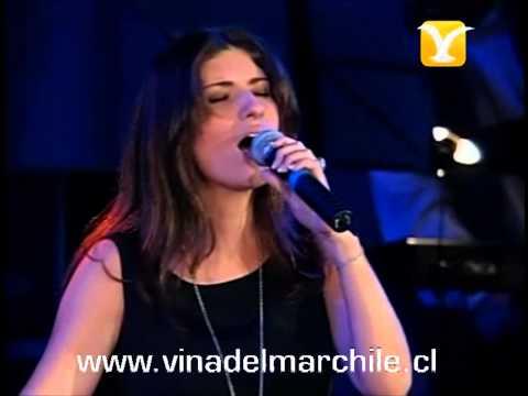 Laura Pausini, Cuando Se Ama, Festival de Viña 1997