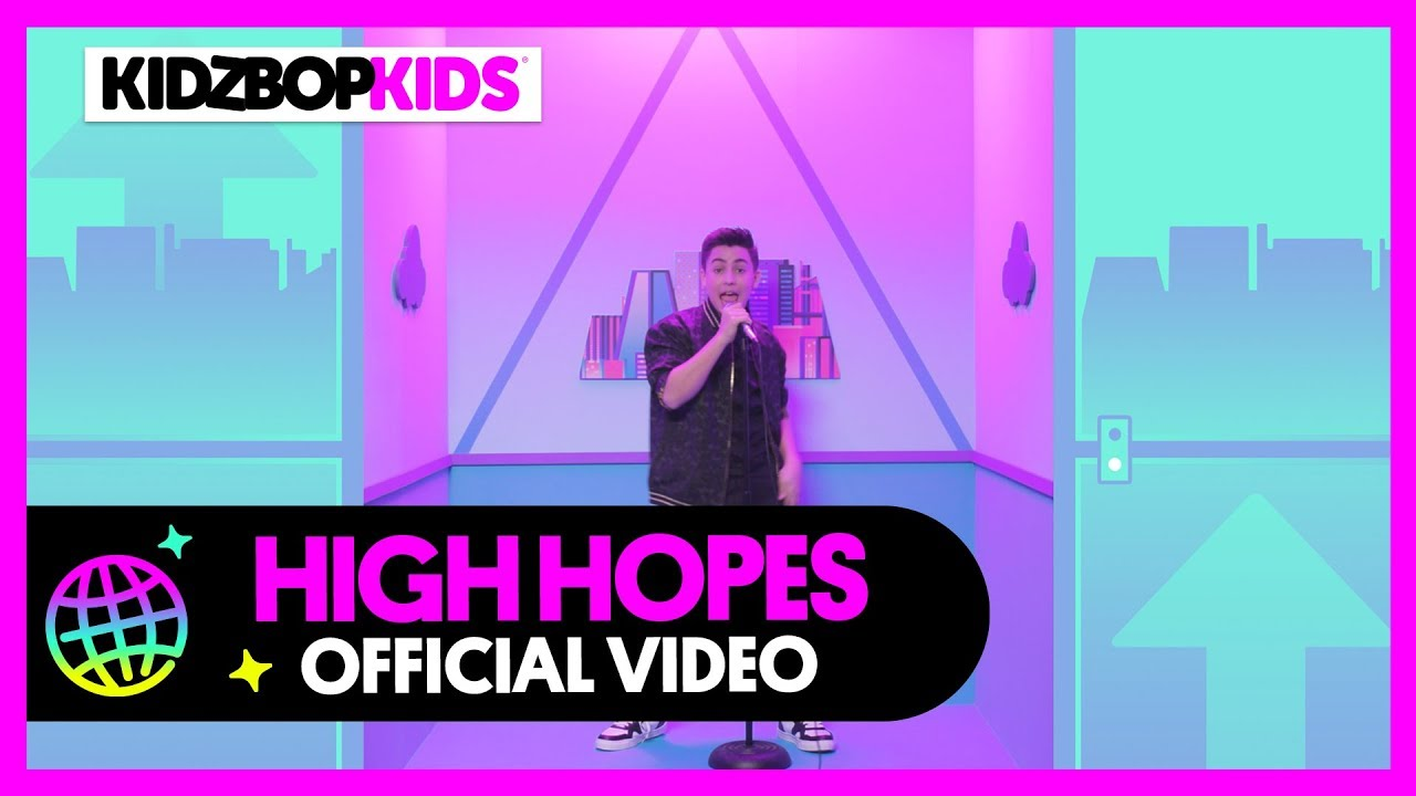 a1d187a2f KIDZ BOP Kids - High Hopes (Official Music Video) [KIDZ BOP 39 ...