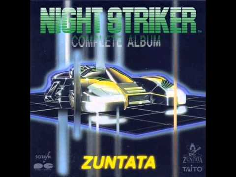 Night Striker Complete Album: Aquarius (Maritime Theme)