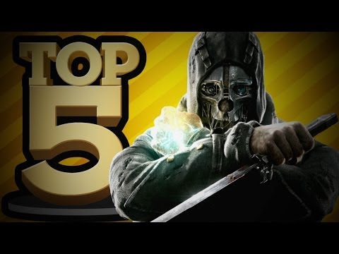 TOP 5 STEALTH GAMES