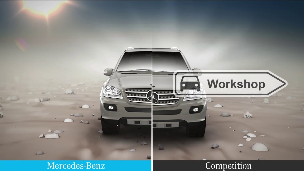 Mercedes-Benz Genuine Remanufactured Parts for Cars