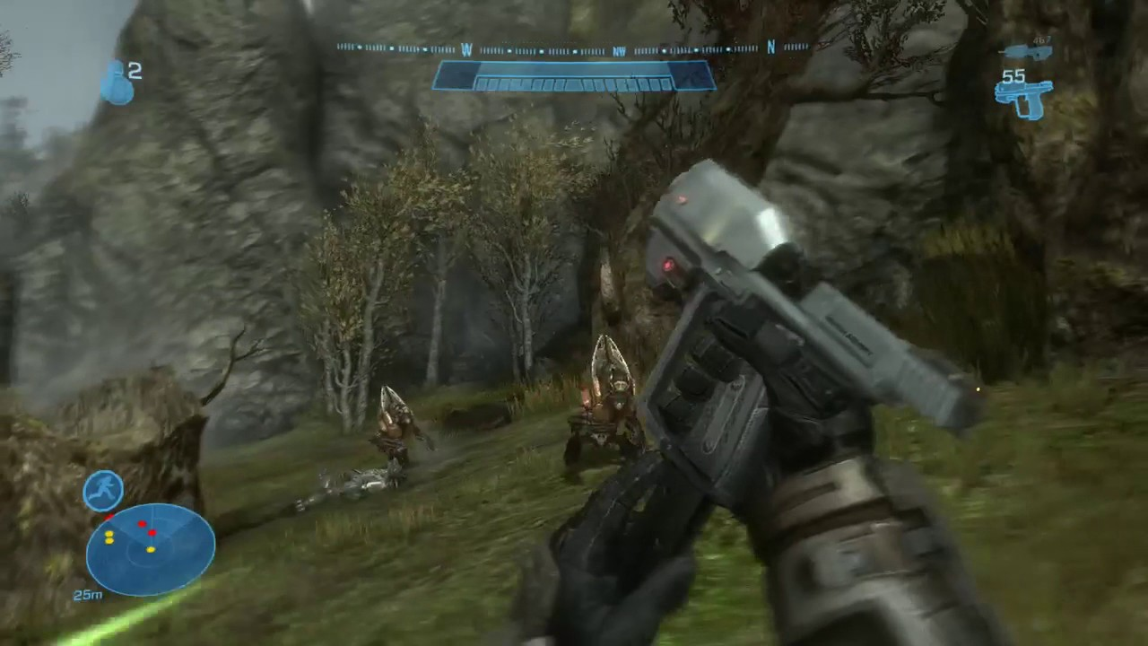 Sophie plays all Halo games in chronological order part 1