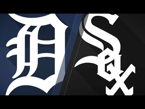 Fiers lifts Tigers over White Sox in debut: 4/8/18