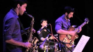 Quinteto Expresso Cotidiano - A Night in Tunisia (Dizzy Gillespie e Frank Paparelli)