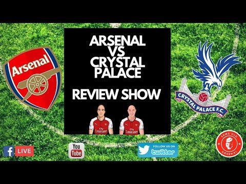 Arsenal 4-1 Crystal Palace | The Same Old Arsenal |