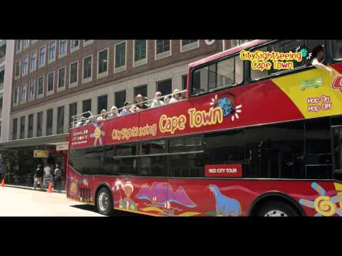 City Sightseeing Cape Town – a sneak peek of what you can expect