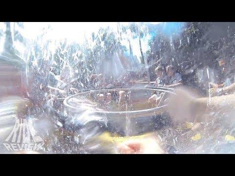 Congo River Rapids - POV - Busch Gardens Tampa (Onride/Offride)