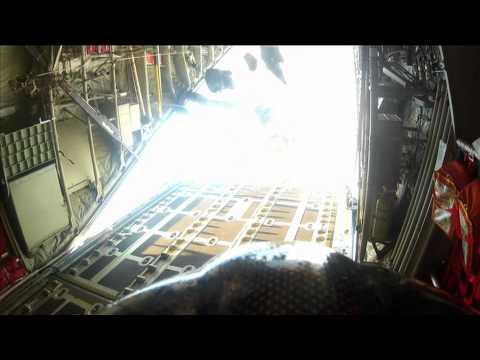 Drop Set Indefra C-130 Hercules