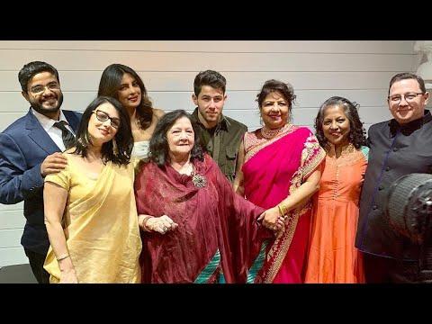 Priyanka, Nick, Sophie groove to Joe's music at Priyanka-Nick's wedding reception in US Mp3