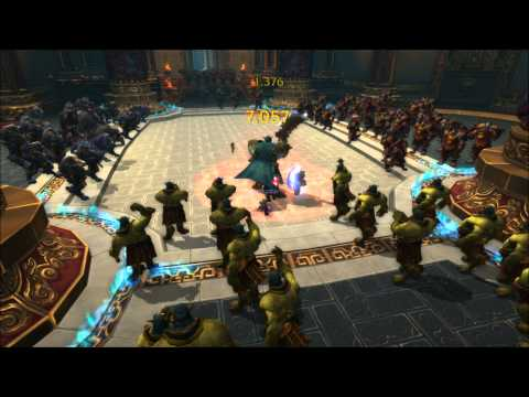 Mogu'shan Vaults & Palace Music - Mists Of Pandaria