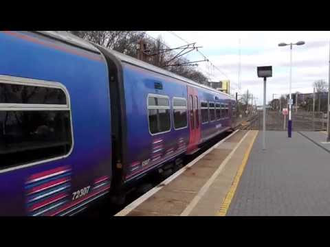 Great Northern Class 365 Departing Stevenage (27/3/15)