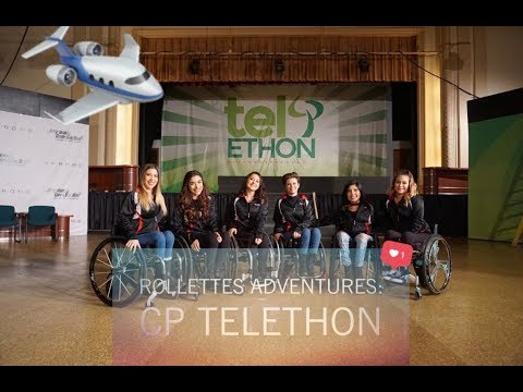 Rollettes take on Greenbay w/ CP Telethon