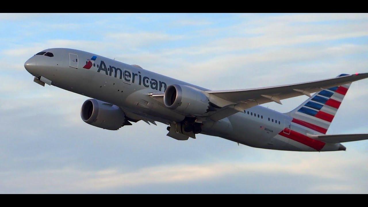 Resultado de imagen para american airlines Boeing 787