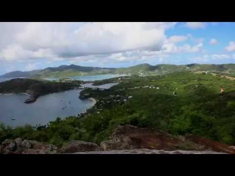 Antigua Jenni Falconer November