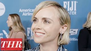 Christina Ricci on Female Empowerment in 2018 | Women in Entertainment
