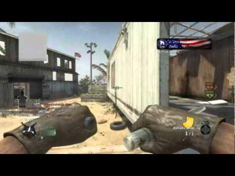 Call of Duty Black Ops - Ballistic Knife clip