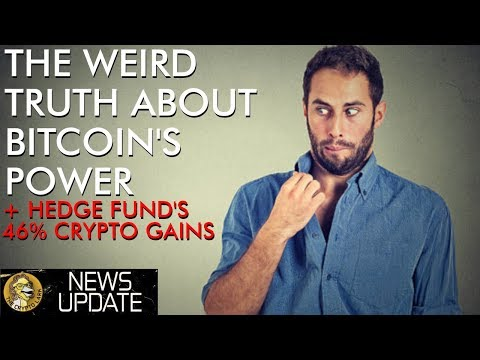The Uncomfortable Truth Of Crypto's Power & Big Bitcoin Gains For Hedge Fund