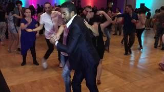 MAYKEL FONTS & ANITA SANTOS RUBIN SALSA CUBANA DANCE @ SEATTLE SALSA CONGRESS 2016