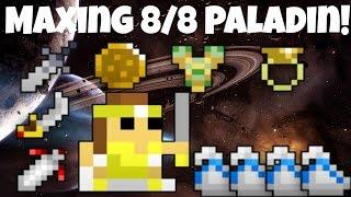 MAXING 8/8 PALADIN! (RotMG)