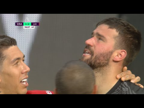 West Brom Liverpool Goals And Highlights