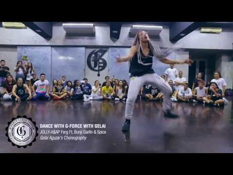 JOLLY | Dance with G-Force with Gelai | #NOBLEWednesdays G-Force Dance Center