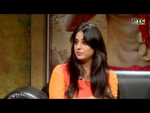 Mahie Gill & Ravinder in PTC Showcase | AATISHBAAZI ISHQ | Interview | PTC Punjabi