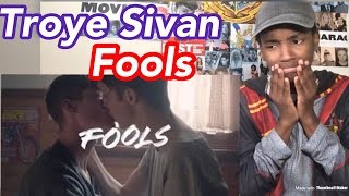 Troye Sivan - FOOLS (Blue Neighbourhood Part 2 Of 3) Reaction