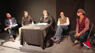 IPRHFF Music In Film Panel International Puerto Rican Heritage Film Festival