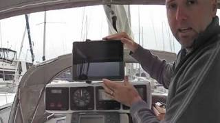 Ipad 3 And Ipad 2 Boat Helm Mount | Arkon Tab127
