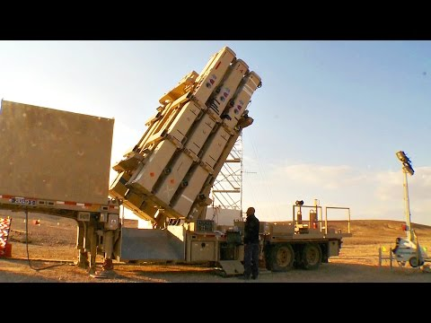 David's Sling Weapon System: Israel's Most Advanced Missile-Defense DST-4 Flight Test
