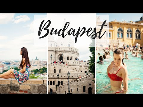 Budapest Fun | Lily France